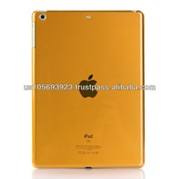 NEW Clear Glossy Hard PC Case Cover Skin For Ipad Air (5th Gen.) 7colors