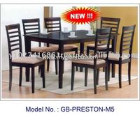 Wooden Dining Set, Modern Dining Set, Dining Room Furniture