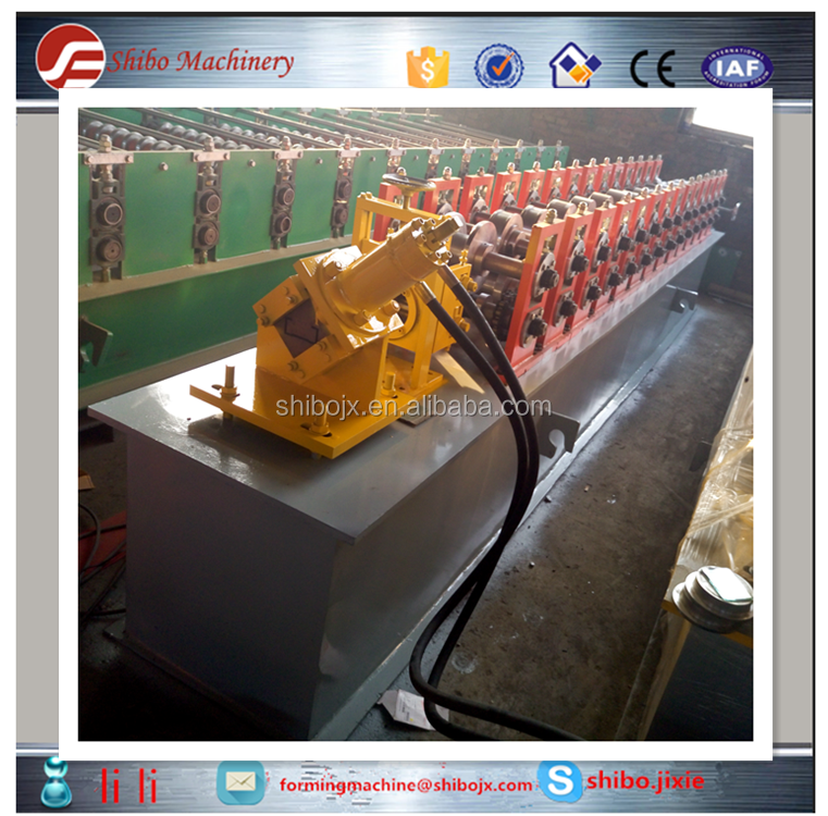 2017Automatic t bar cold rolling forming machine for steel /T gird product line