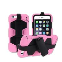 Waterproof Shockproof Dustproof scratchproof Wholesale Durable PC + silicone phone Cases for iphone 4s Military heavy duty