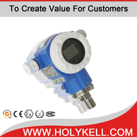wholesale reliable 4-20ma silicon oil-filled isolated membrane liquid level pressure transmitter