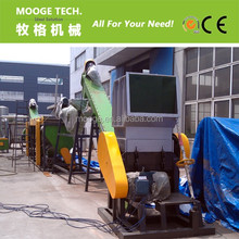Plastic bottle recycling line / drum washing machine / hdpe recycling equipment