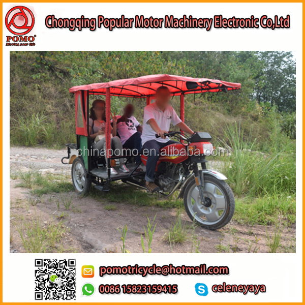Hot Passenger Hybrid Motorcycle,Passenger Enclosed Cabin 3 Wheel Motorcycle,Passenger Trimoto
