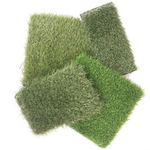 Best quality plastic artificial turf used pad for grass lawn