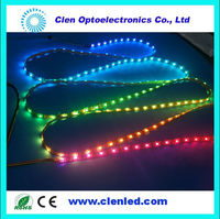 LPD8806 digital RGB colorful led strip for dance floor