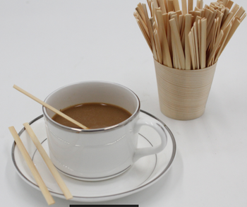 Wholesale high quality coffee wooden stirrers