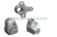 Professional 15 years' experience mold casting/alloy steel casting precisely cast steel products