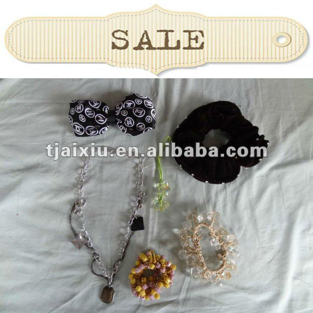 Used clothing jewelry for africa women