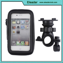 Waterproof Rotating Bicycle Bag Bike Mount Handle Bar Holder Case for Iphone 6