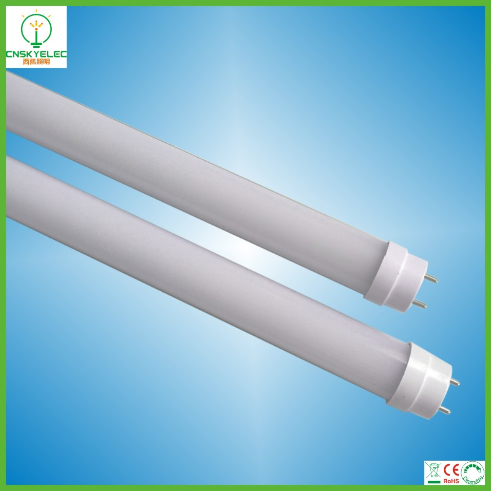 waterproof rgb intelligent dmx 3d led tube for building facade/building