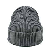 Cheaper Unisex Solid Color Plain Beanie Warm Ski Cap Winter Knitting Hat