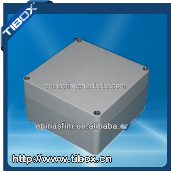 Low price aluminum enclosure metal electrical junction boxes