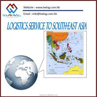 Sea Freight Logistics from Xiamen to Bangkok (SCT)