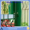 V Type Bending Wire Mesh Fencing / pvc coated wire mesh fence