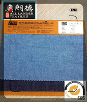 factory indigo knitted denim jeans fabric prices for sweater