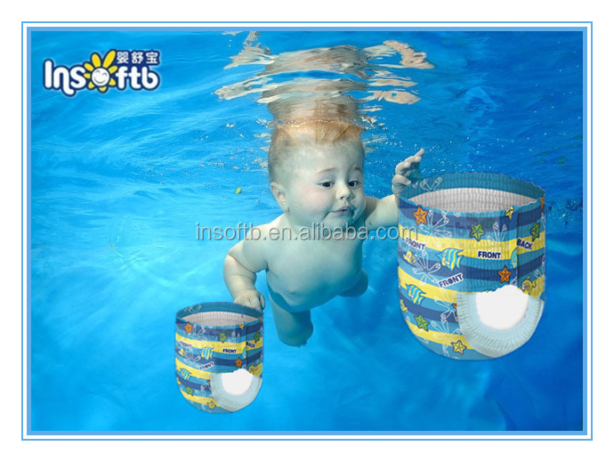 Hot sell wholesale OEM swim diaper baby training pants China supplier