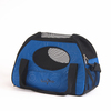 Factory Price Blue Color Oxford Fabric Portable Pet Dog Carrier Bag Dog Backpack