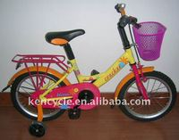 "16"" steel frame alloy rim full cover for Children's bicycle (SY-CH1627)"