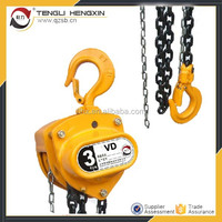 Best price 10 ton kito manual chain hoists