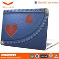 Embossment Effect Protective for MacBook Case with Retina Pro 15.4 With Lovely Heart and Flower Design
