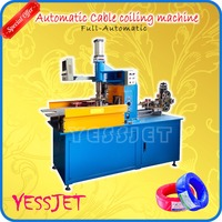 HIGH SPEED AUTOMATIC ELECTRIC CABLE COILER