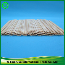 one side sharpen Bamboo skewers for spiral twister potato 5.0mm