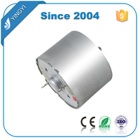 Hot sales 37B540 small low speed high torque dc motor with gearbox