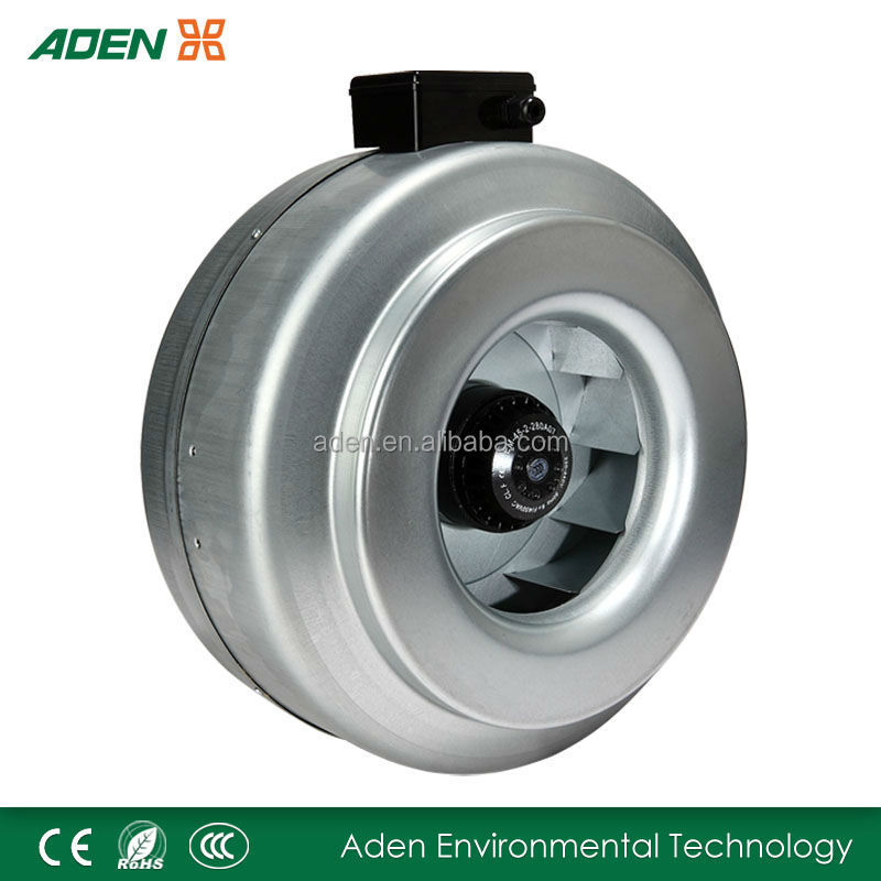 150mm bathroom quiet inline fan