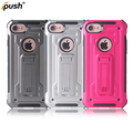 For iphone 7/8 holder TPU+PC combo case , ,back cover case mobile accessories