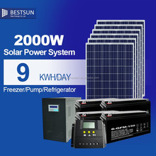 2kw New innovation! solar power meter Green Energy Powered Automatic Air Exchanging Roof Ventilator Fan