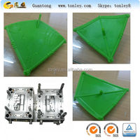 plastic toy airplane wing injection mold and toy supplier