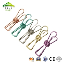 Professional Design 32mm Sizes Spring Steel Laundry Clothes Pegs Clothes Pins Clips
