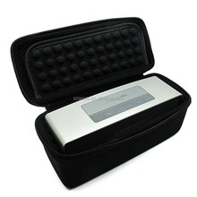 Carry Case for Bose Soundlink Mini 1 and 2 designed to Protect and Transport - Bubble Padded Interior for Speaker and Transport