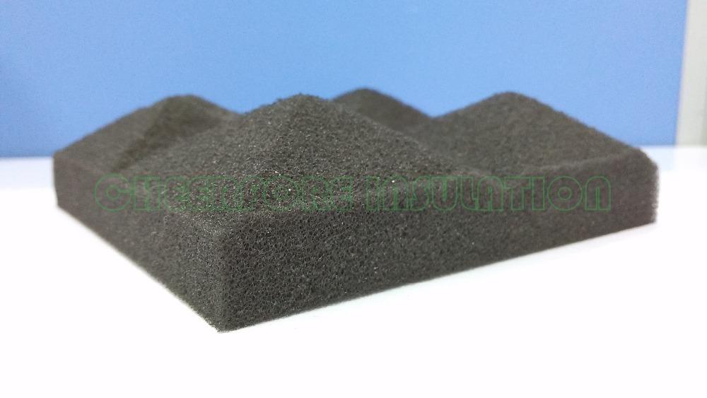 Fireproof Sound Absorbing Blanket : Fireproof or waterproof heat resistant sound absorption