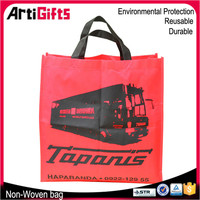 Wholesale fashion cute nonwoven shopping bag