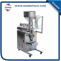 Automatic soymilk sachet packaging machine price, Honey small sachet packing machine