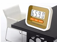Promotional CE refrigerator programmable digital count up down timer with Magnet