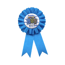 Fancy Handmade Big Brother Birthday Decoration Paper Award Ribbon