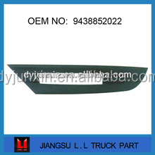 cheap price bumper car down trim for mercedes benz cab/actros/axor/atego