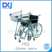 90L Disable Shopping Trolley
