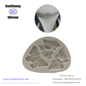 high temperature resistance platinum liquid silicone for candy molds