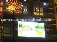 led panel with RJ45 interface / led lighting sign board / LED display panel LINSN software