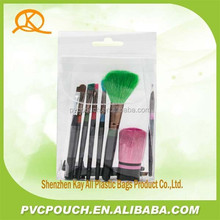 PVC Bags Factory direct Hot sale Eco-friendly PVC cosmetic recycle clear bags