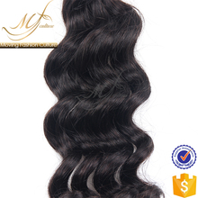 grade 7a loose wave raw wefted virgin human hair