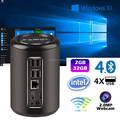 Vensmile i10 Win10 cheap mini pc Z3735F Quad core 1.8GHz intel atom mini pc with camera