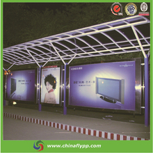 Reverse Printing Backlit printing PET Film--light box 100 um printed dye ink pet film