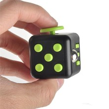 DHL free Novelty Fidget Cube Stress Relief Focus Decompression Anxiety Toys For Adults and Children Christmas Easter Gif