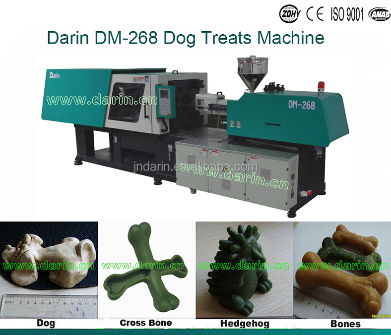 Dental Care Pet Treats Injection Molding Machine