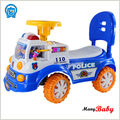 Police Toy Car for Baby Swing Car