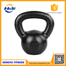 <strong>Weight</strong> Lifting Black China Cast iron painted kettlebell Engraved